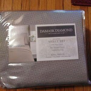 Damask Diamond by Charter Club sheet set